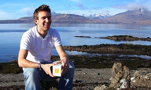 James - Isle of Skye Candle Company - Gegründet 2006