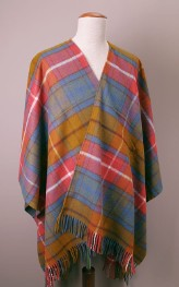 Poncho Antique Buchanan